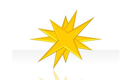 Stars & Comb Diagram 2.3.5.10