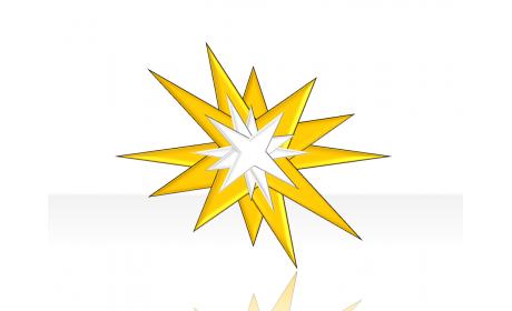 Stars & Comb Diagram 2.3.5.11