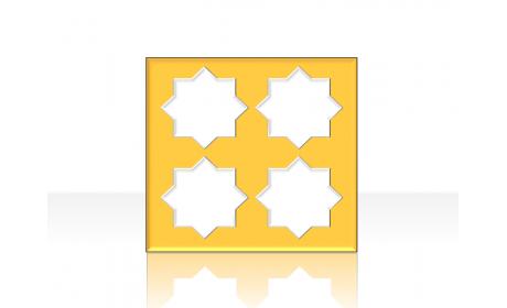 Stars & Comb Diagram 2.3.5.9