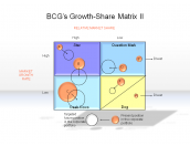 BCG's Growth-Share Matrix II