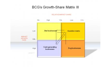 BCG's Growth-Share Matrix III