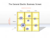 The General Electric Busiiness Screen