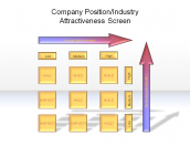 Company Position/Industry Attractiveness Screen