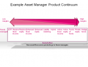 Example Asset Manager Product Continuum