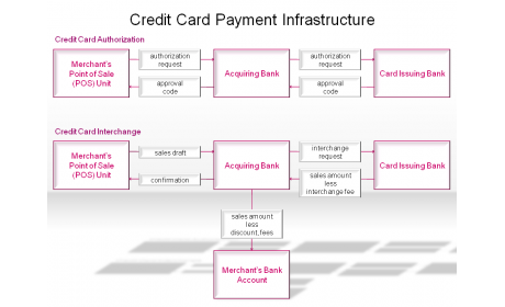 Cedit Card Payment Infrastructure