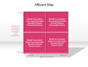 Affluent Map