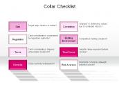 Collar Checklist