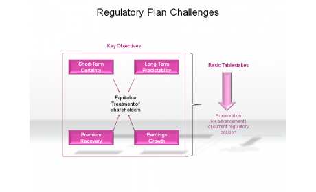 Regulatory Plan Challenges