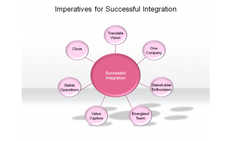 Imperatives for Successful Integration