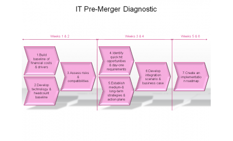 IT Pre-Merger Diagnostic