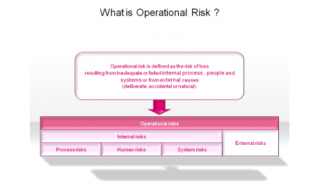 What is Operational Risk ?