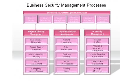 Business Security Management Processes