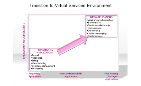 Transition to Virtual Services Environment