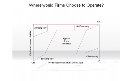 Where would Firms Choose to Operate?