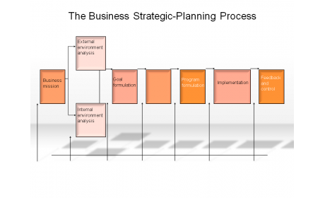 The Business Strategic-Planning Process