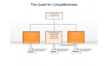 The Quest for Competitiveness