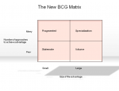 The New BCG Matrix