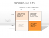 Transaction-Asset Matrix