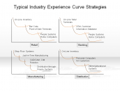 Typical Industry Experience Curve Strategies