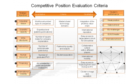 Competitive Position Evaluation Criteria