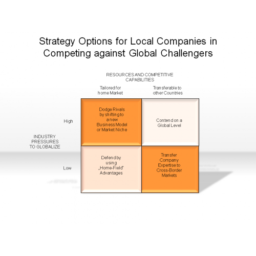 Global strategy options