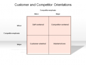 Customer and Competitor Orientations