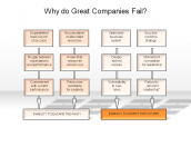 Why do Great Companies Fail?