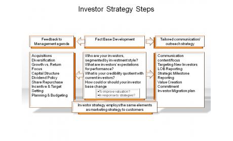 Investor Strategy Steps