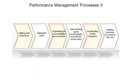 Performance Management Processes II