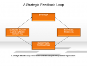 A Strategic Feedback Loop