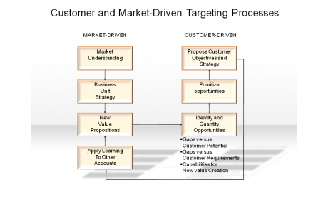 Customer and Market-Driven Targeting processes