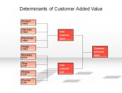 Determinants of Customer Added Value