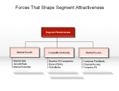 Forces That Shape Segment Attractiveness