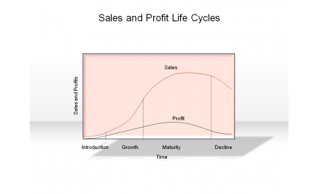Sales and Profit Life Cycles