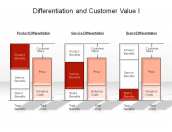 Differentiation and Customer Value I
