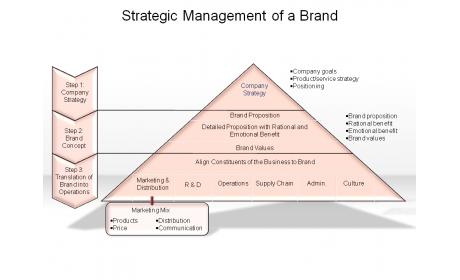 Strategic Management of a Brand