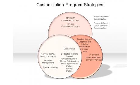 Customization Program Strategies
