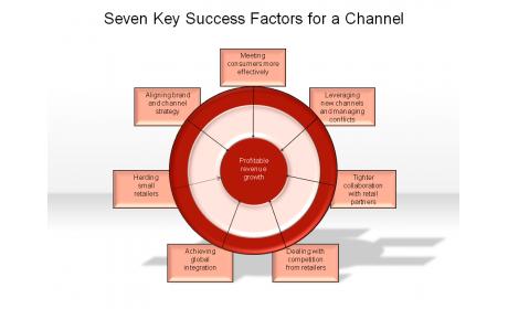 Seven Key Success Factors for a Channel