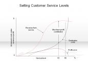 Setting Customer Service Levels