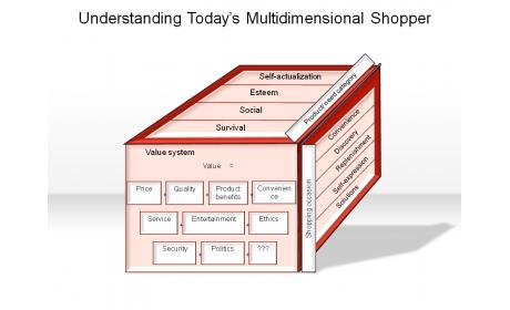 Understanding Today's Multidimensional Shopper