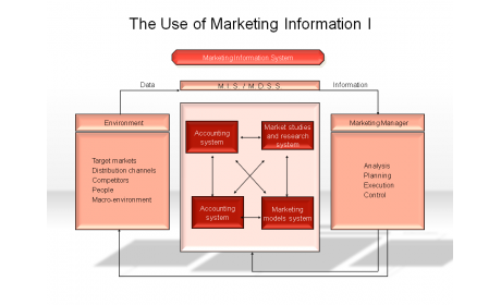 The Use of Marketing Information I