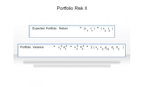 Portfolio Risk II