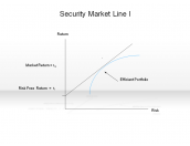 Security Market Line I