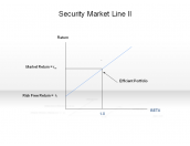 Security Market Line II