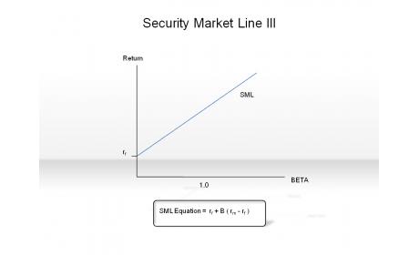 Security Market Line III