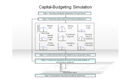 Capital-Budgeting Simulation