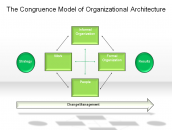 The Congruence Model of Organizational Architecture