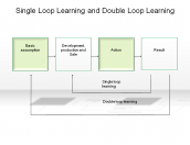 Single Loop Learning and Double Loop Learning