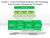 Model C: Cross Functional/ Business Unit Technology and Innovation Management Processes