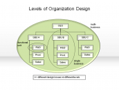 Levels of Organization Design